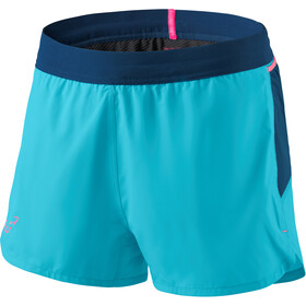 Dynafit Vert 2 Spodnie krótkie Kobiety, silvretta